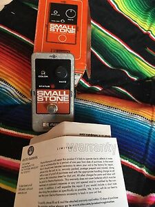 EHX Small Stone Phase Shifter