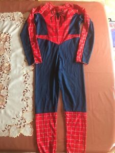 Spider Man 3 HALLOWEEN Costume Boys M