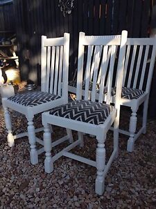 4 Sturdy Dining Chairs Toowoomba Toowoomba City Preview