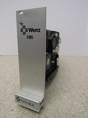 WERA-PROFILATOR RECOTEC RE98049,CPU-SL4