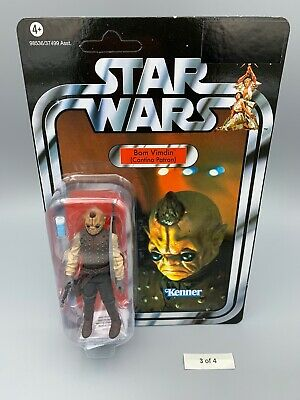 Star Wars The Vintage Collection VC53 Bom Vimdin (Cantina Patron) MOC unpunched