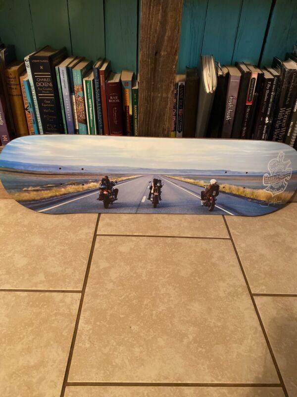 DarkStar Josh Kupuis Harley Skate Board