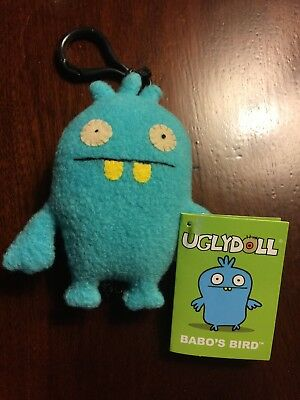Babo's Bird Ugly Doll  Sun – Min Kim And David Horvath stuff toy