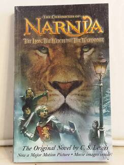 Narnia, The Lion The Witch and The Wardrobe, $8, New