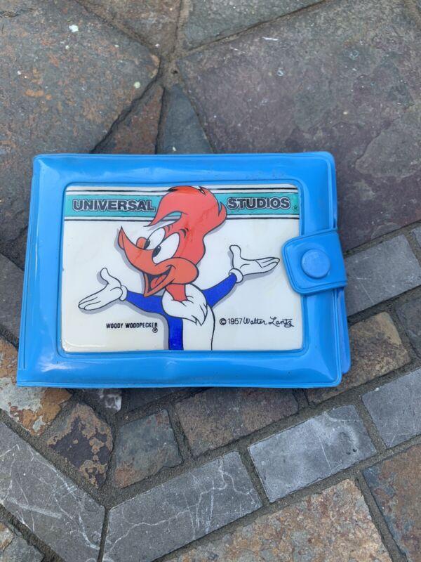 Vintage 1957 Woody Woodpecker Universal Studios Wallet