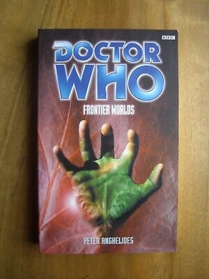 Doctor Who Frontier Worlds, Eighth Doctor Adventures (EDA), BBC book for sale  Shipping to Nigeria