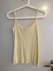 Yellow top from Sportsgirl Southport Gold Coast City Preview