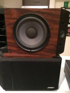 BOSE 301 SPEAKERS IN EXCELLENT CONDITION Brinsmead Cairns City Preview