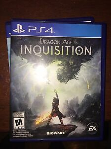 Jeux PS4 - Dragon Age Inquisition