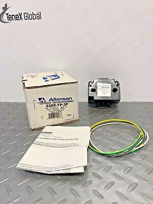 Allanson 2265-tp-2p Electronic Ignition Transformer 230 V Z-31