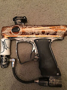 MACDEV DRONE DX PAINTBALL MARKER