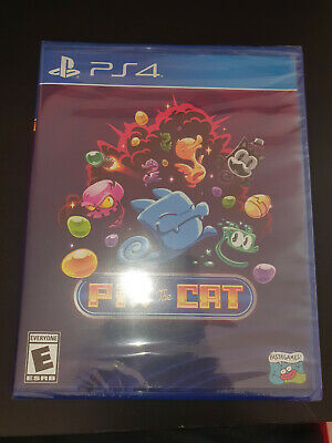 Pix the cat - Ps4 Limited run games Brand new - Neuf