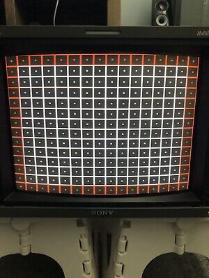 """Sony PVM-14L5 14"""" Monitor Retro Gaming CRT 240p 480p 720p 1080i RGB"""