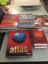 Text books Blakeview Playford Area Preview