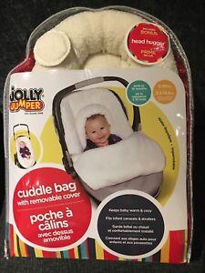 Jolly jumper cuddle bag (red)