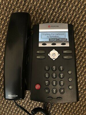 Polycom Ip 335 Voip Telephone