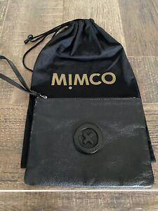 AS NEW Medium MIMCO Pouch