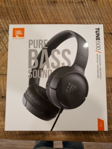 Jbl Tune 500 Over The Ear Headphones - $31.00