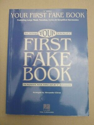 The Easy Nineties Fake Book Sheet Music Melody Lyrics /& Simplified Cho 000240341