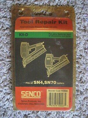 Senco Repair Kit-d Yk0028 Fits All Sn4 Sn70 Nailers New Old Stock