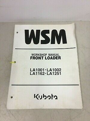 Front Loader Kubota | Owner's Guide to Business and