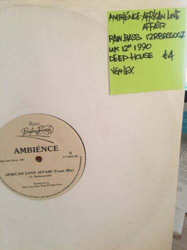 HOUSE JOB LOT X 10 12 LOT 9 SOME PROMOS/WHITE LABELS /TEST PRESSING