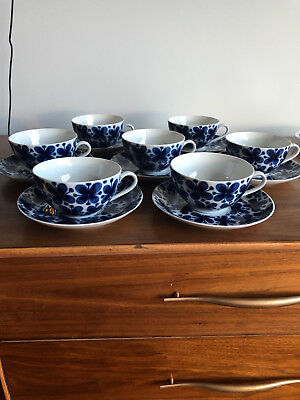 Rorstrand MON AMIE Breakfast Cup & Saucer 5771732