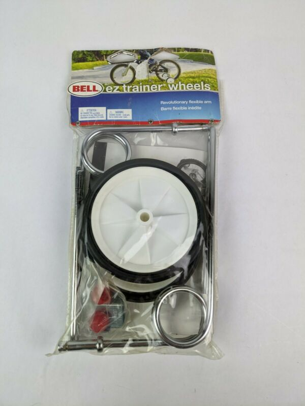 """Bell 300 Ez Trainer Training Wheels Fits 12"""" to 20"""" Bikes Sealed"""