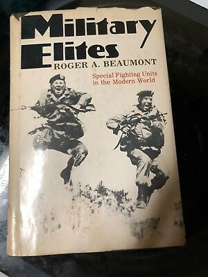 Military Elites Special Fighting Units US British German French Reference Book