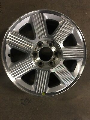 "(1)Lincoln Navigator Mark LT Factory 18"" Aluminum Wheel 2003 2004 2005 2006 2007"