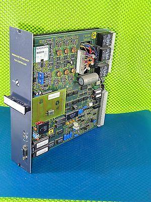 For Robot Bosch Scara Sr80 Controller Moog T161 T161-211 B Invoice Art.3