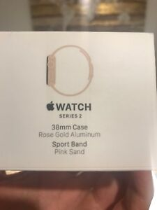 Apple Watch (barely used)