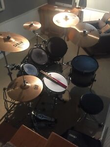 Ludwig element 6 pc drum kit