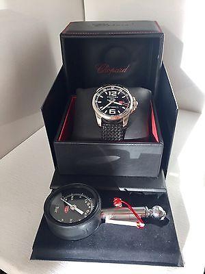 Chopard 168997 Mille Miglia Gran Turismo Black Dial 44mm Steel Ret: $5000.00