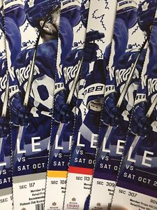 Leafs vs Blues- 1,2,3,4,5 or 6 Tickets- BEST SEATS/PRICES