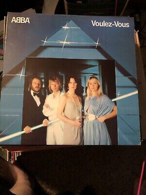 ABBA -Voulez-Vous LP-1977