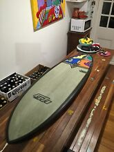 5'7 Hypto Krypto Jan Juc Surf Coast Preview