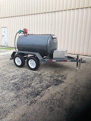 Fuel Trailer 500 Gallon