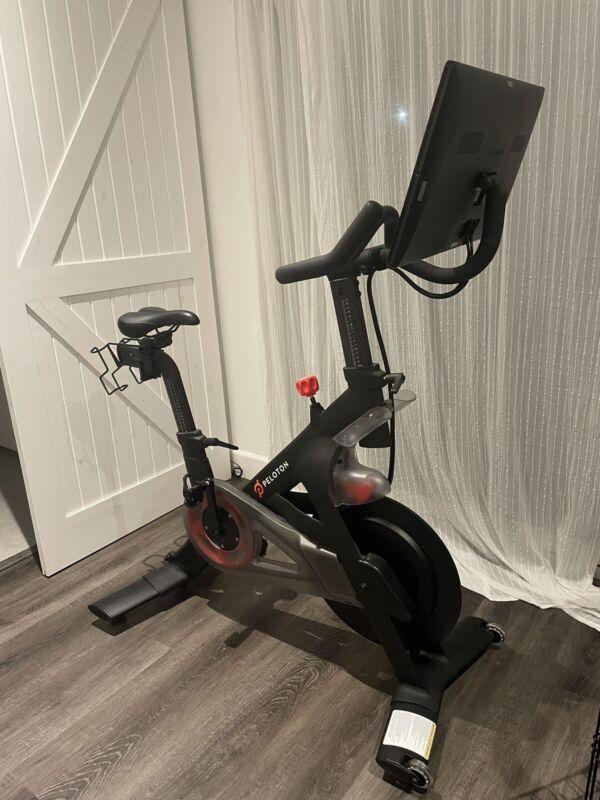 peleton exercise bike
