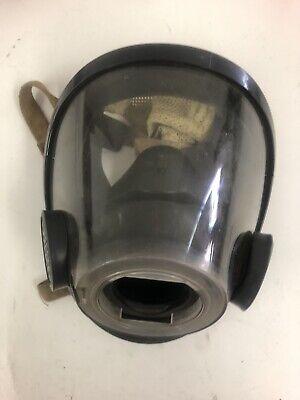 Scott Av-3000 Full Facepiece Mask W Nose Cup Scba Air Pak Medium