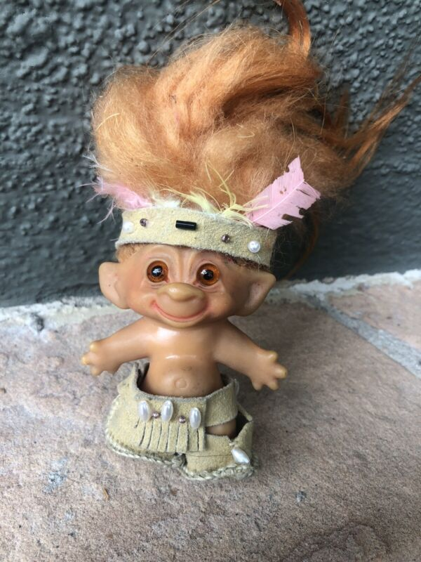 Thomas Dam C64 Troll Doll