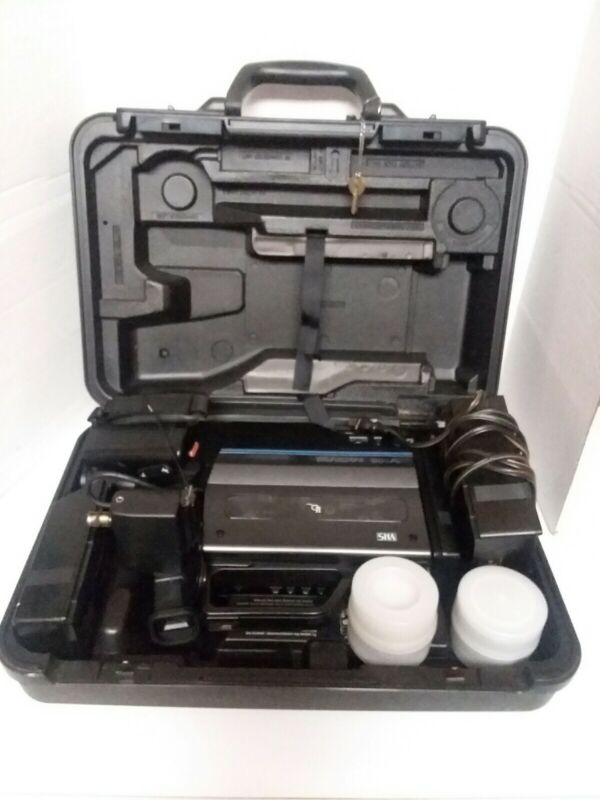 Sears 943 Camcorder with Case and extras.