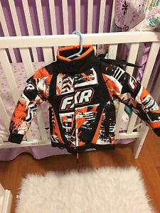 FXR toddler coat