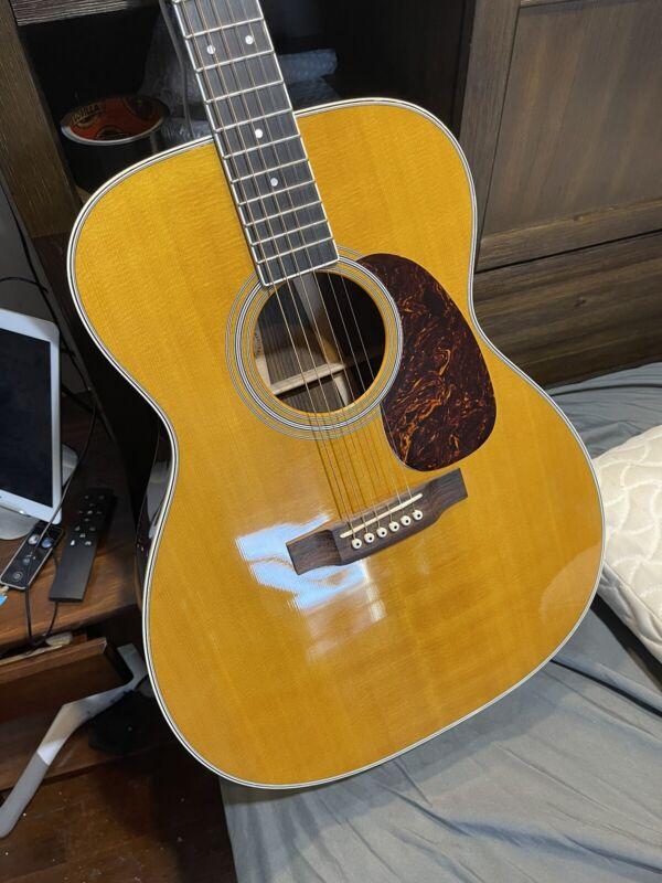 2014 Martin M-36 Acoustic Guitar