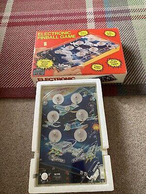 Toytronic Electronic Pinball Game 2350