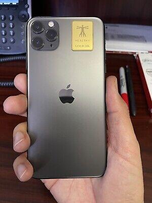 Apple iPhone 11 Pro Max 512GB Space Gray - Verizon unlocked - PERFECT Condition
