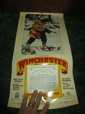 Winchester Arms Collectors Association 1994 Calendar