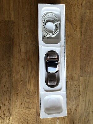 Apple Watch Series 4 40mm Rose Gold (GPS) A1977