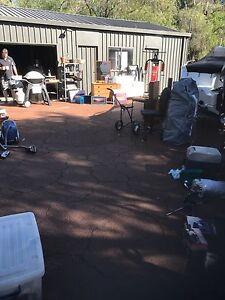 Garage sale and sausage sizzle Leschenault Harvey Area Preview
