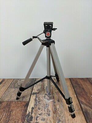 Quick Set Travelite Camera Tripod Aluminum Vintage Photography Gear